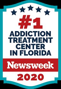 WhiteSands #1 Newsweek Addiction Treatment Center in Florida