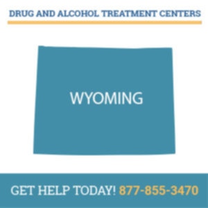Drug and Alcohol Treatment Centers Wyoming