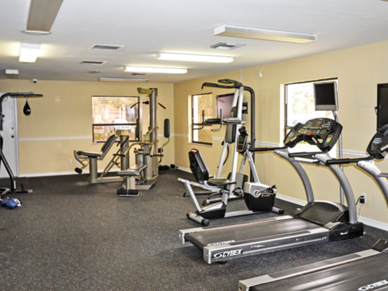 Florida Drug Rehab Centers Amenities exercise