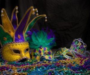 Sober For Mardi Gras