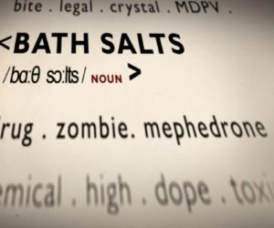 Bath Salt Treatment