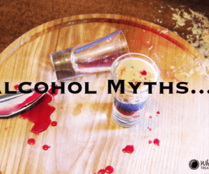 Alcohol Myths