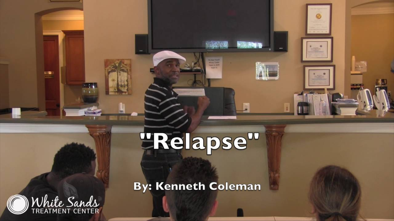 """""""Relapse"""" by Kenneth Coleman"""
