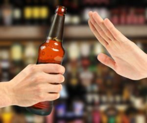 Tips For Turning Down A Drink