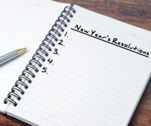 10 Great New Year Resolutions for People in Recovery