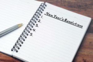 New Year's Resolutions for People in Recovery