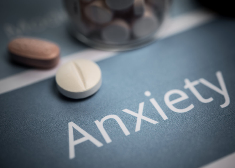 Prescriptions for anxiety