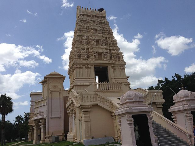 The Hindu Temple of Florida
