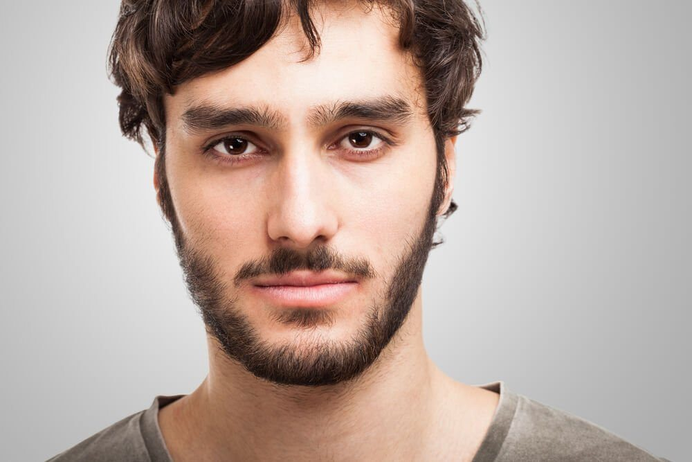 Hair Style With Beard: Relief Of Withdrawal Symptoms