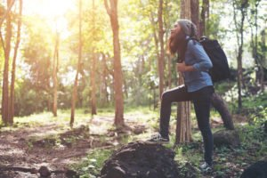 Using Nature in Recovery