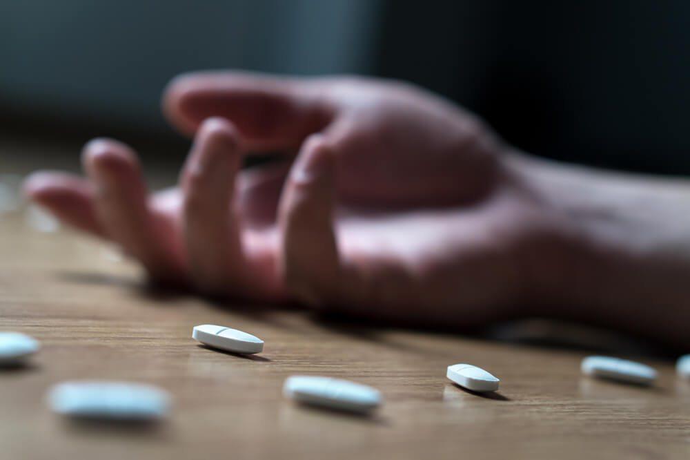 xanax drug death