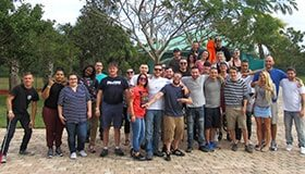 WhiteSands Alumni Go-Kart Event