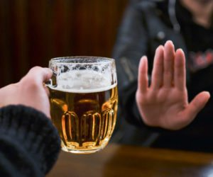 Is Abstinence the Only Solution for Alcoholism?