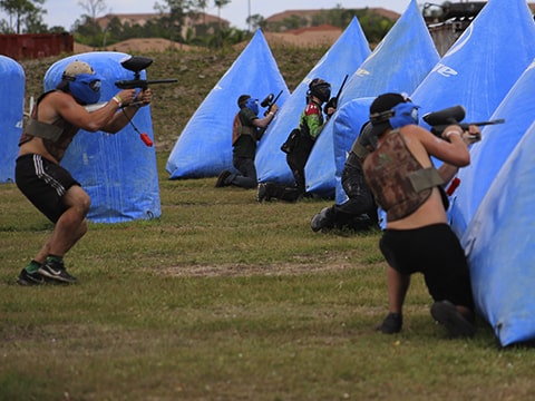 2019 Alumni Paintball Event